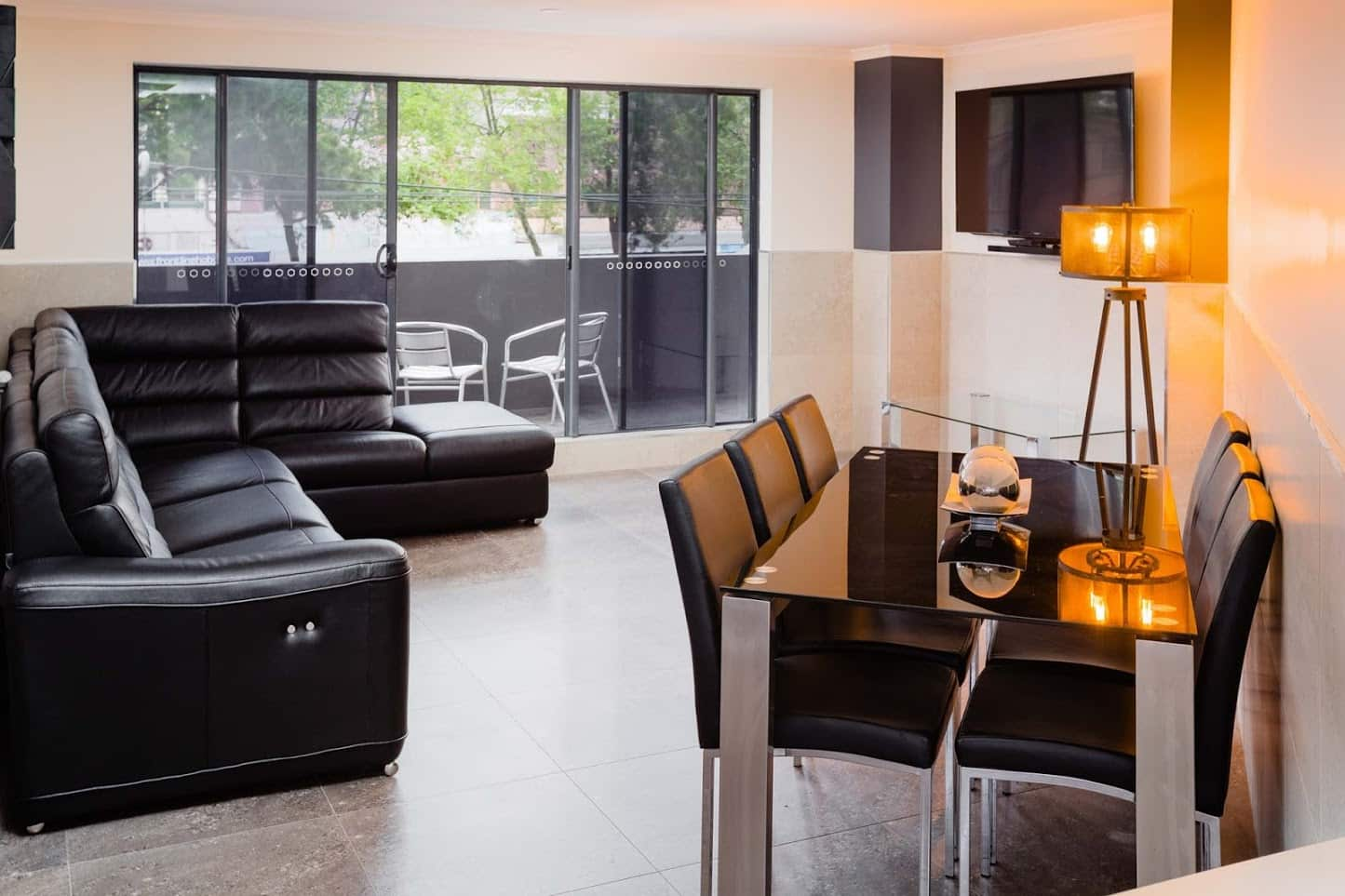 Nautilos on the Harbour - https://www.newcastleapartments.com.au/wp-content/uploads/2019/01/Nau107-Loungeroom-and-Kitchen.jpg