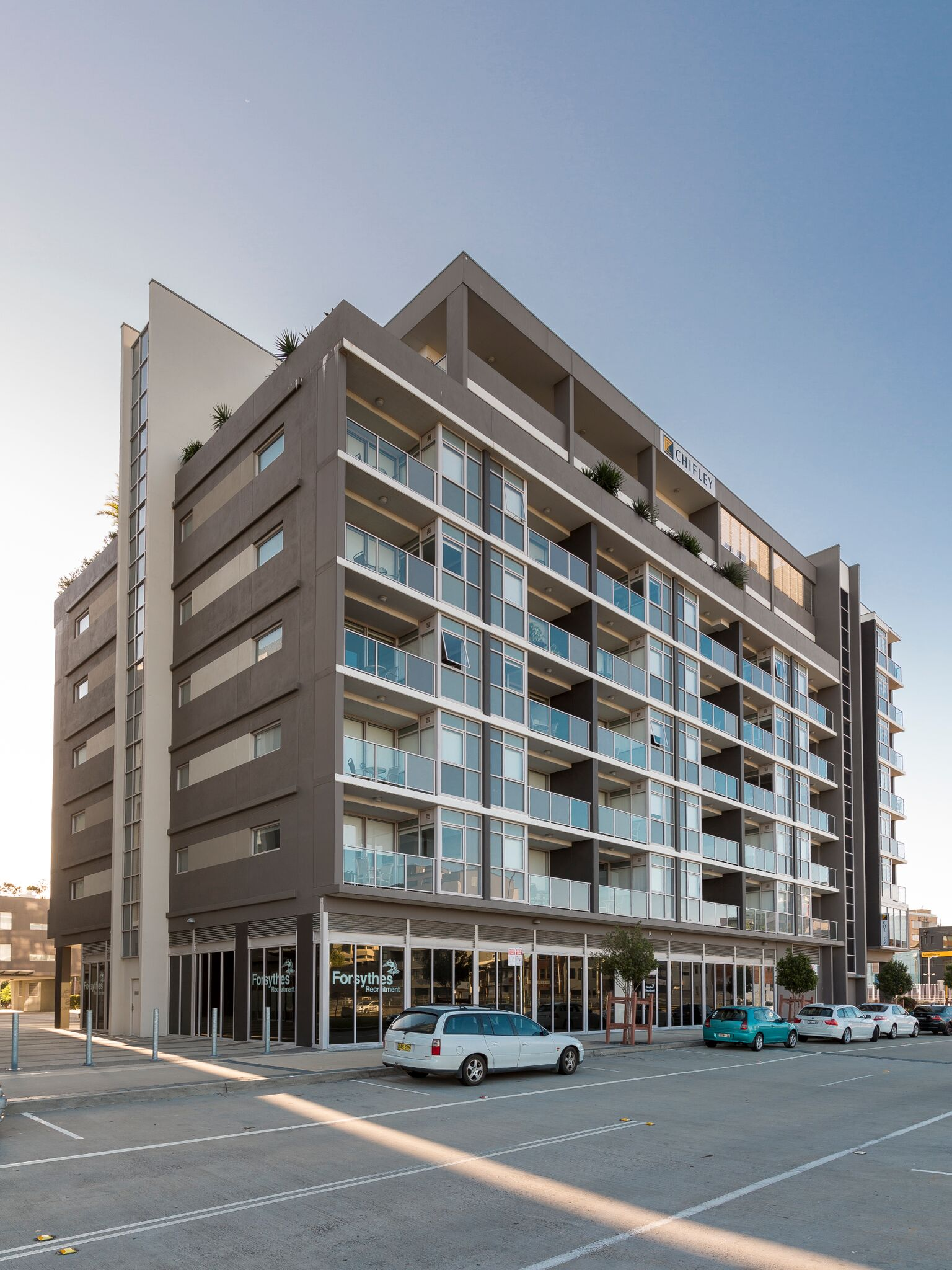Newcastle Apartment Accommodation, Newcastle Executive Apartments