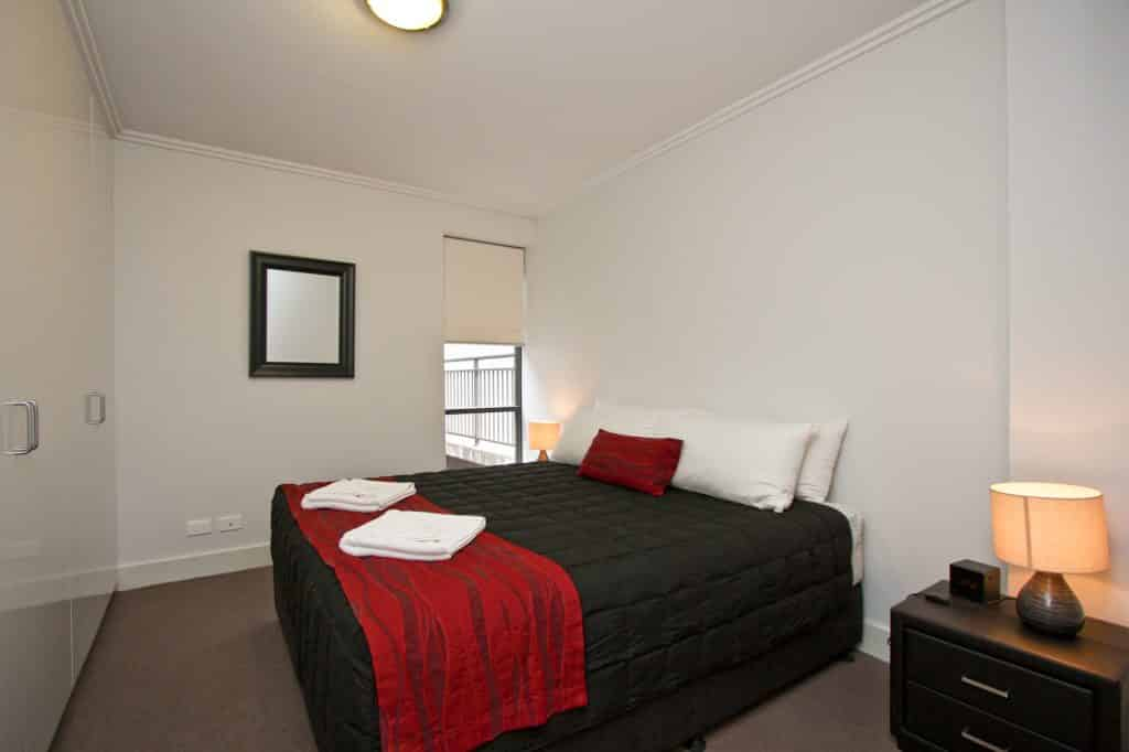 The Star Apartments - https://www.newcastleapartments.com.au/wp-content/uploads/2019/01/star-one-bedroom-1024x682.jpg