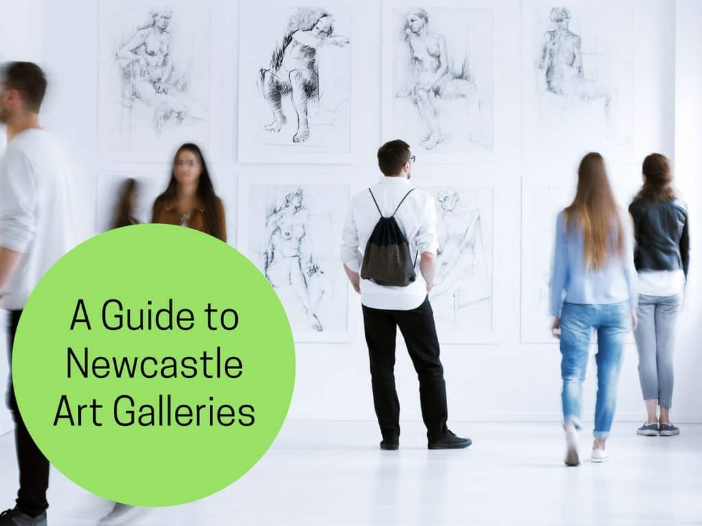 A Guide to Newcastle Art Galleries