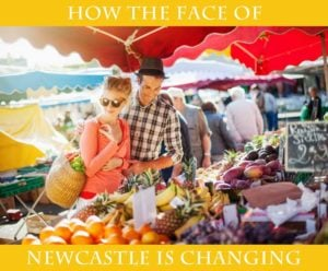How The Face Of Newcastle Is Changing