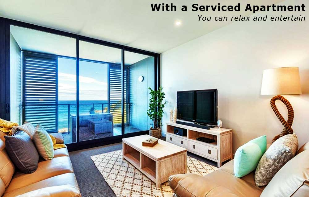 Newcastle-Apartments-Serviced-Apartment-Sitting-Room