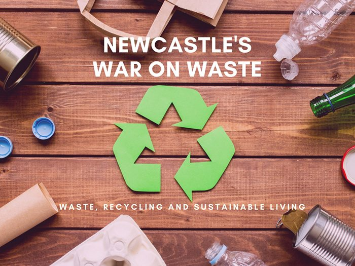 Newcastle's War on Waste