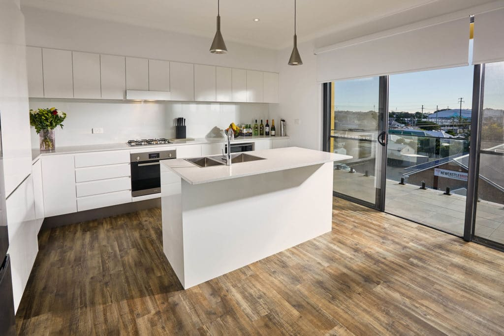 Nouveau on Young Two Bedroom -