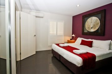Jesmond Executive Villas One Bedroom Spa -