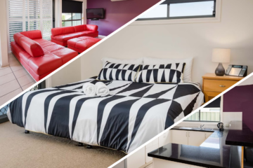 Bluegum Apartments Three Bedroom -