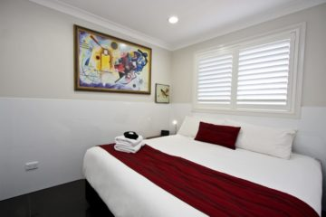 Jesmond Executive Villas One Bedroom Deluxe -