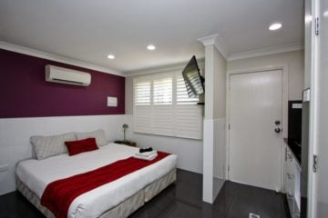 Jesmond Executive Villas Small Studio