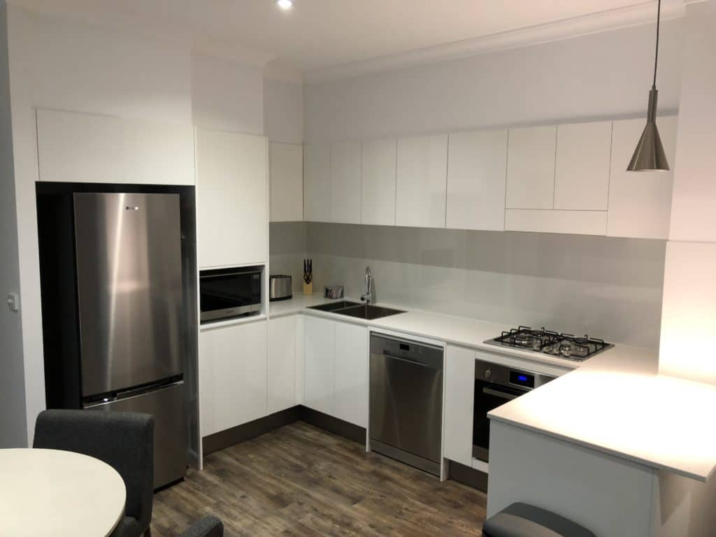 Nouveau on Young One Bedroom -