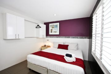 Jesmond Executive Villas One Bedroom Budget Pet Friendly -