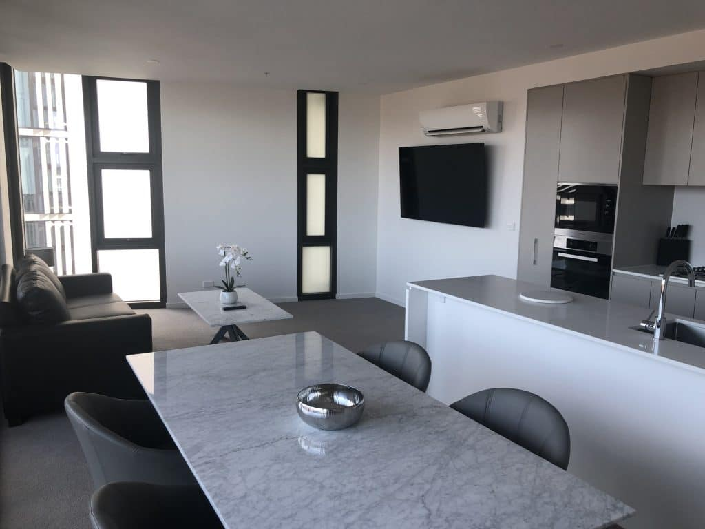 Verve Apartments Two Bedroom -